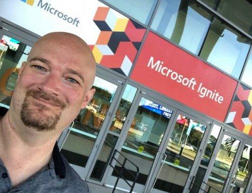 Alle gode ting er tre – Jes, Azure og Microsoft Ignite